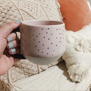 threshold | pink diamond large coffee mug